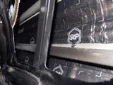 Шумоизоляция двух дверей автомобиля