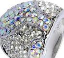 Кольцо Футурама - стильные кольца, 17. 18. 19 размер